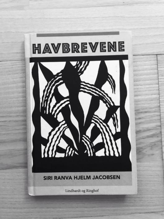 Fotografi af bogen Havbrevene