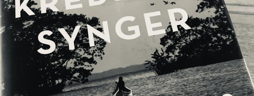 Foto af forsiden på Hvor flodkrebsene synger