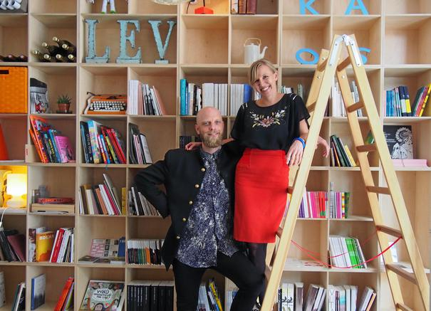 Fotografi af Lars-Emil Foder og Christel Sunesen
