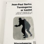 Foto af Jean-Paul Sartres Terningerne er kastet